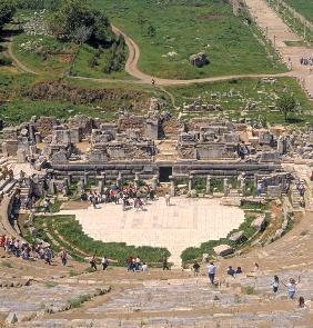 The Great Theatre, begun AD 41-54 (photo)