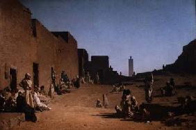 Laghouat in the Algerian Sahara