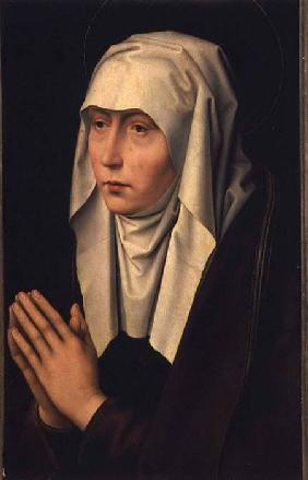 The Virgin Mourning (panel)