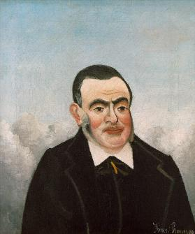 H.Rousseau, Portrait of a Man