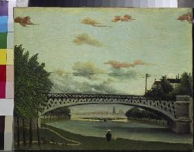 The bridge of Charenton