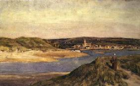 Hayle from Lelant, Cornwall