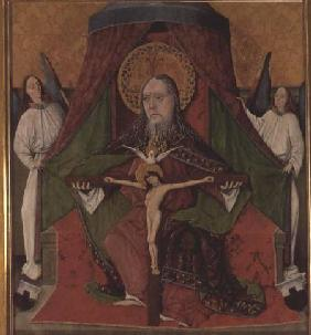 The Holy Trinity from the Mosol Altarpiece