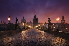 Saint Charles bridge, Prague