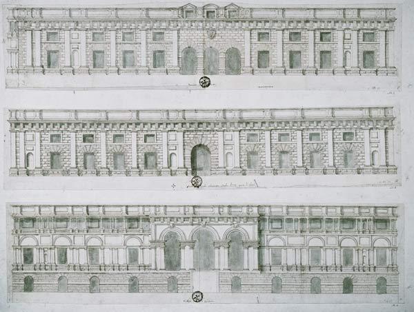 Palazzo del te mantua designed by giuli ippolito andreasi - Mantua bagni catalogo ...