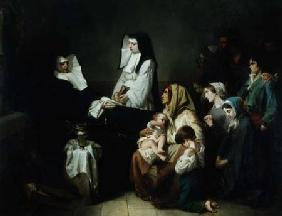 Death of a Sister of Charity