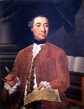 Portrait of Anton Maria Paoli