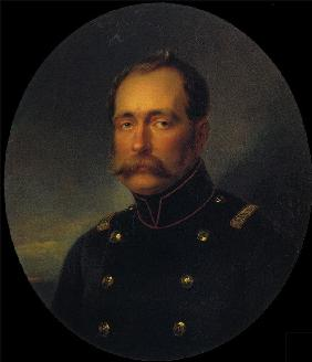 Portrait of Grand Duke Michael Pavlovich of Russia (1798-1849)