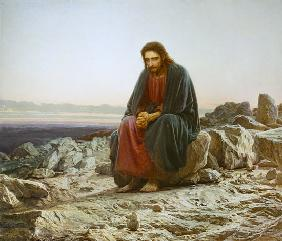 Christ in the desert