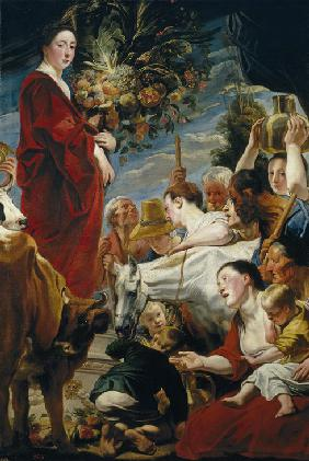 The Offering to Ceres