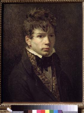 Portrait of a young man (Portrait of the artist Ingres?)