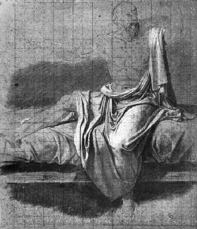 Study for the Death of Socrates