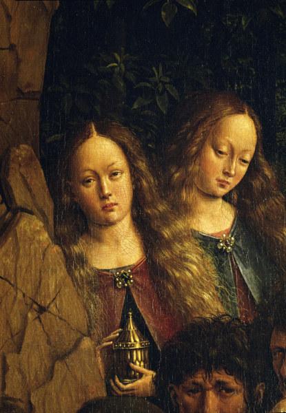 Van Ike Jungfrau Maria