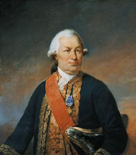 Francois-Joseph-Paul (1723-88) Count of Grasse