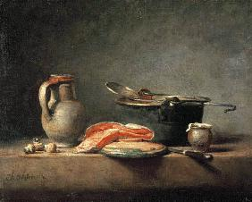 Kitchen still-life