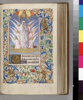 The Assumption of the Virgin (Book of Hours)