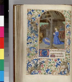 Nativity (Book of Hours)