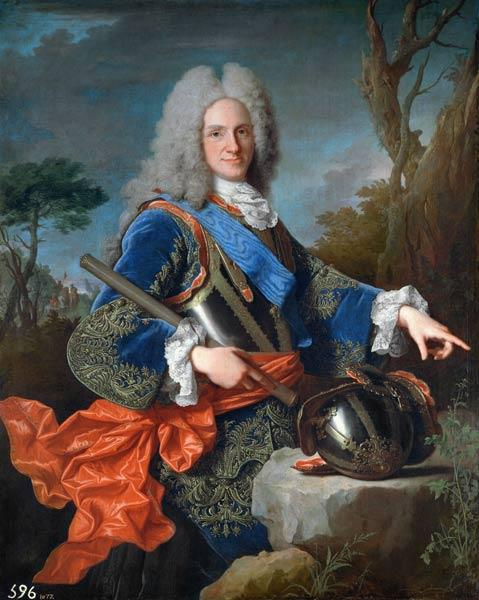 Portrait of Philip V (1683-1746)
