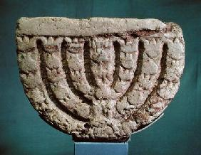 Proto-Ionic capital, from Ramat Rahel
