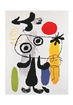 Joan Miró Riproduzioni E Dipinti Di Copia Di Artecom