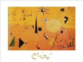 Joan Miró Riproduzioni e dipinti di COPIA-DI-ARTE.COM