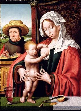 The Holy Family, c.1520