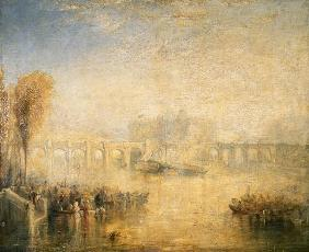 View of the Pont Neuf, Paris