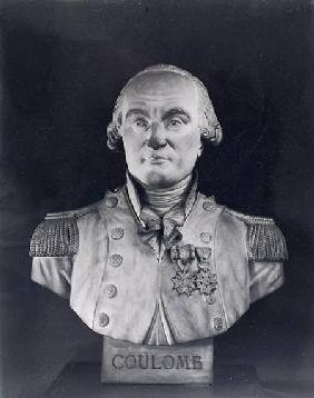 Bust of Charles de Coulomb (1736-1806)