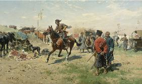The Zaporozhian Cossacks