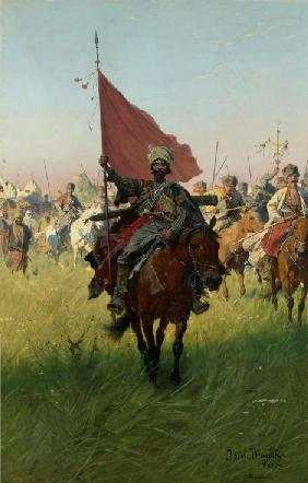 Song of the Cossack victors