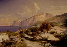 Marina grandee on Capri.