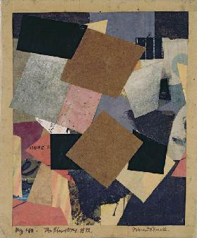 Merz 463, 1922 (collage)