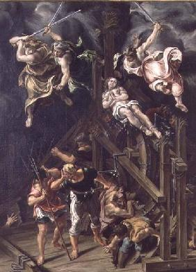 The Martyrdom of St. Catherine