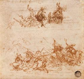 Study for the Battle of Anghiari