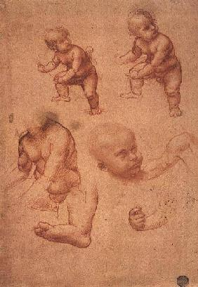 Study for a Portrait of a Child