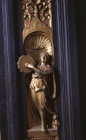 Statuette of a Sibyl from the frame of the Gates of Paradise (East doors)