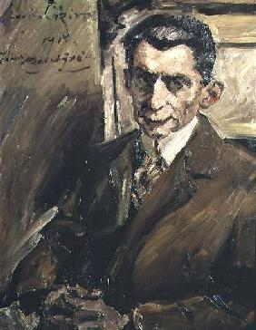 Portrait of Julius Meier-Grafe (1867-1935) Art Historian