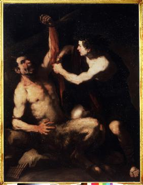 Marsyas and Apollo