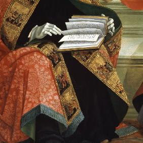 Hands of Augustine