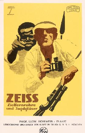 Zeiss riflescopes and hunting glasses