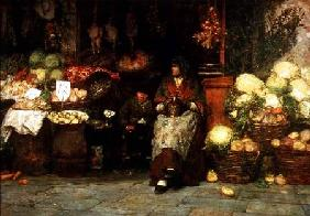 The Vegetable Vendor