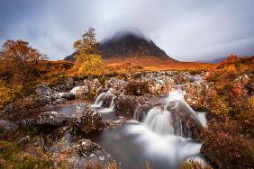 Autumn in the Glencoe