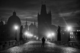 Prague in Black & White
