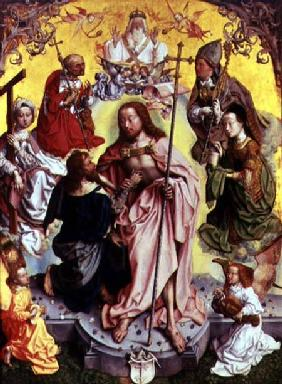 Central panel from the St. Thomas Altarpiece