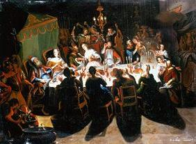 The Banquet of Belshazzar