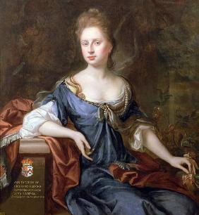 Anne, Duchess of Richmond (oil on canvas)