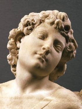 Head of the 'Manhattan' Cupid
