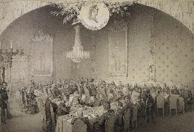 Session of the State Council in 1884