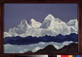 The Mount Everest (Chomolungma)