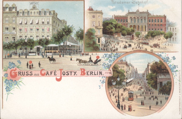 Cafe Fino Berlin